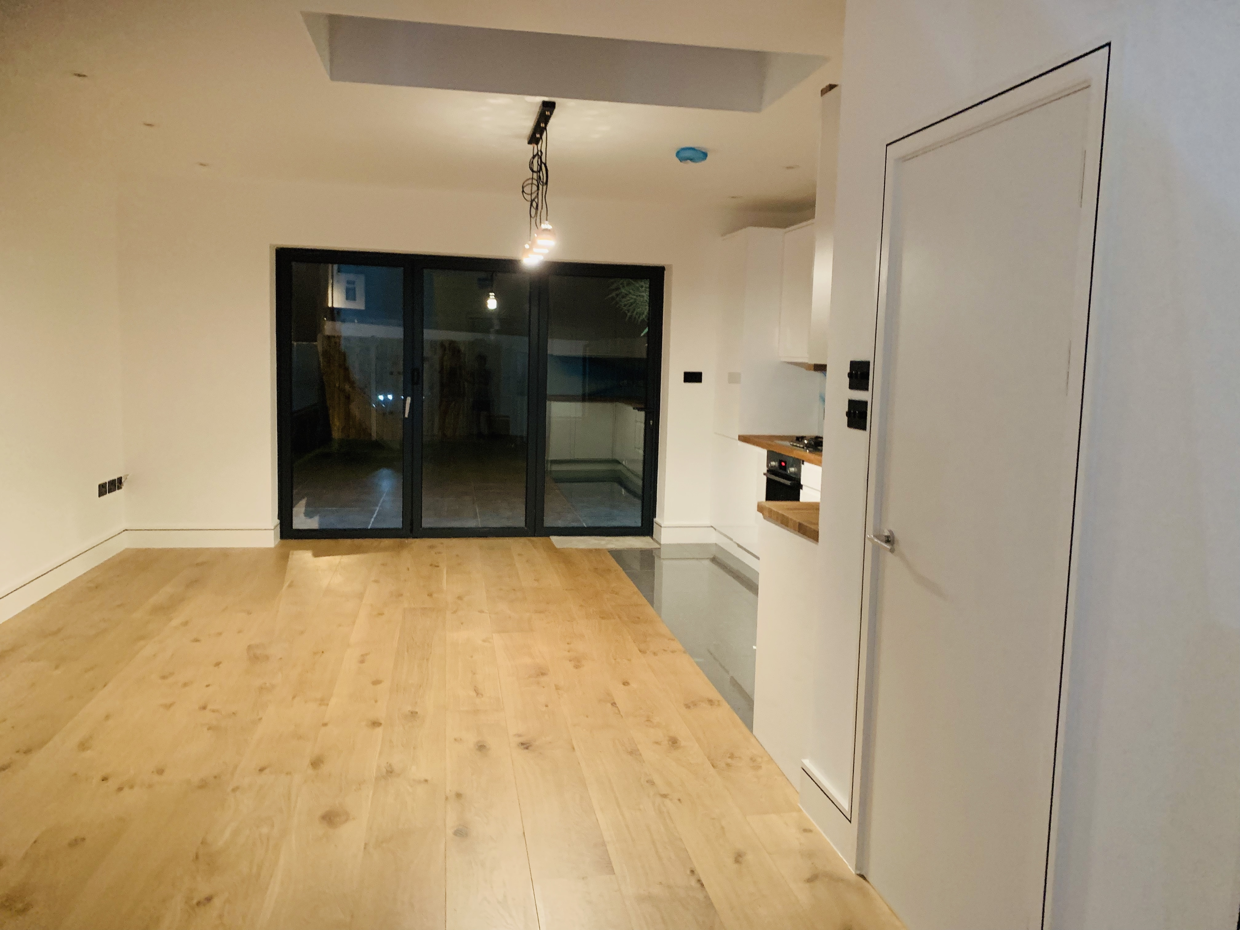 Flooring by London Windows and Joinery